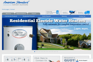 American Standard Water Heaters reviews and complaints