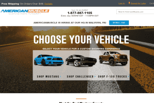 AmericanMuscle reviews and complaints