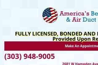 Americas Best Carpet Air Duct Cleaning reviews and complaints