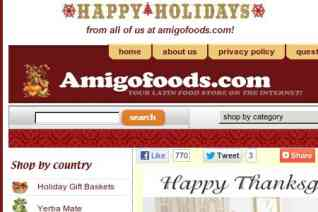 Amigofoods reviews and complaints