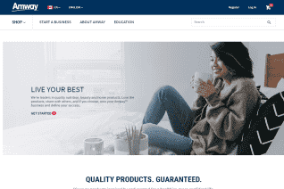 Amway Canada reviews and complaints