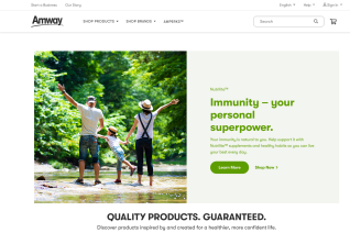 Amway reviews and complaints