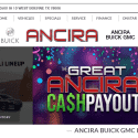 Ancira Buick GMC reviews and complaints