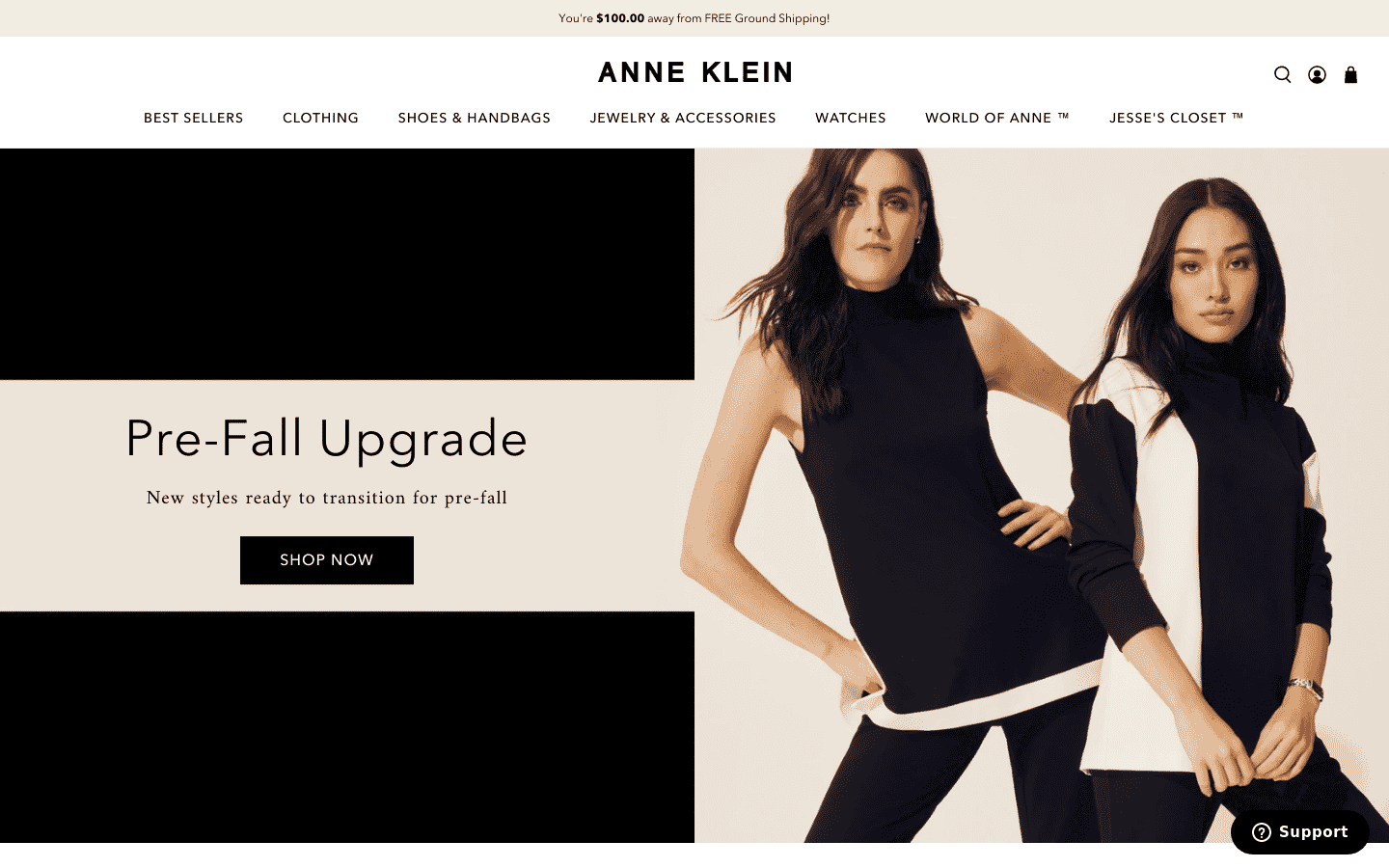 Anne Klein reviews and complaints