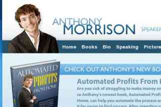 Anthony Morrison reviews and complaints