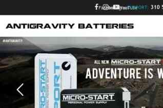 Antigravity Batteries reviews and complaints