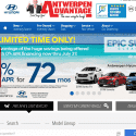 Antwerpen Hyundai Of Catonsville