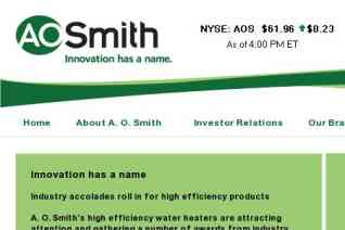 AO Smith reviews and complaints