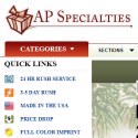 Ap Specialties reviews and complaints