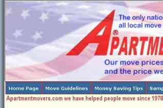 Apartment Movers reviews and complaints