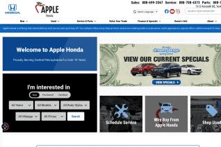 Apple Honda reviews and complaints