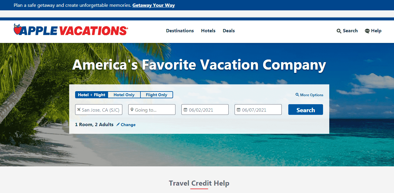 Apple Vacations reviews and complaints
