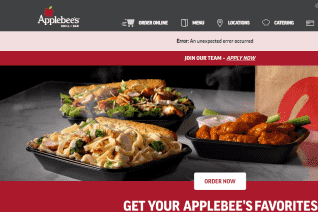 Applebees reviews and complaints