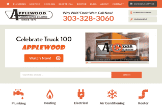 Applewood Plumbing Heating And Electric reviews and complaints