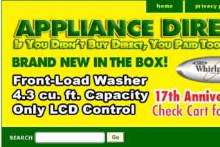Appliance Direct reviews and complaints