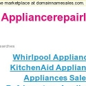 Appliance Repair reviews and complaints