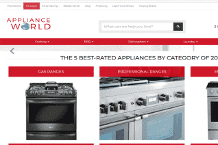 Appliance World Of New York reviews and complaints