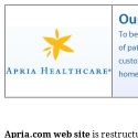Apria reviews and complaints