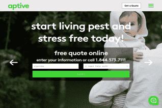 Aptive Environmental reviews and complaints