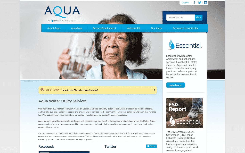 Aqua America reviews and complaints