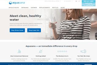 Aquasana reviews and complaints