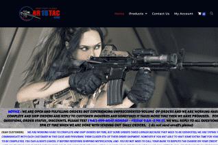 AR15TAC Com reviews and complaints