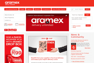Aramex South Africa reviews and complaints