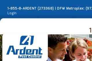 Ardent Pest Control reviews and complaints
