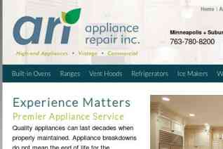 Ari Appliance Repair reviews and complaints