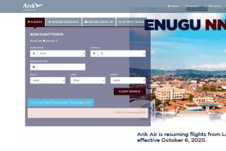 Arik Air reviews and complaints