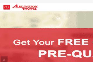 Arlington Toyota reviews and complaints