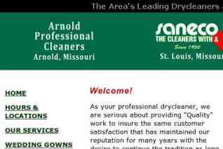 Arnolds Cleaners reviews and complaints