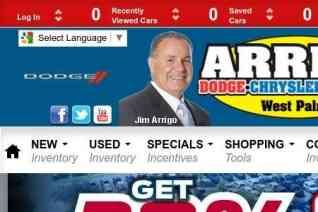 Arrigo Dodge Palm Beach reviews and complaints