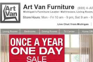 Art Van Furniture reviews and complaints