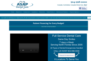 ASAP Dental Care reviews and complaints