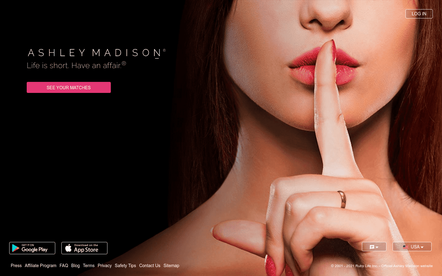 Ashley Madison reviews and complaints