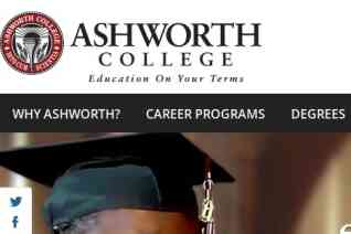 Ashworth College reviews and complaints