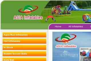 Asia Inflatables reviews and complaints