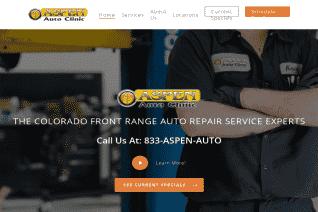 Aspen Auto Clinic reviews and complaints