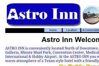 Astro Inn reviews and complaints