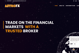 AstroFX Investment Inc reviews and complaints