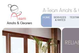ATeam Amahs and Cleaners reviews and complaints