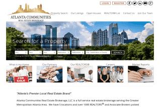 Atlanta Communities Real Estate Brokerage reviews and complaints