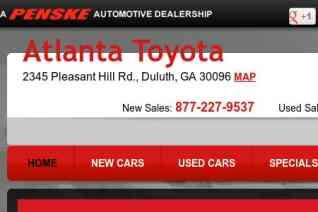 Atlanta Toyota reviews and complaints