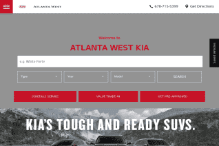 Atlanta West Kia reviews and complaints