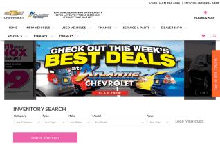 Atlantic Chevrolet reviews and complaints
