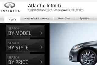 Atlantic Infiniti reviews and complaints