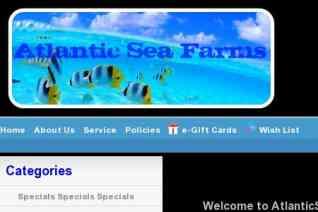Atlantic Sea Farms reviews and complaints