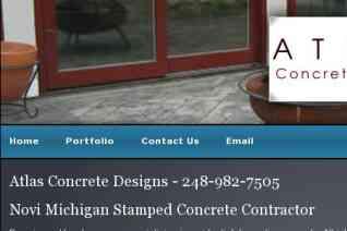 Atlas Decorative Concrete reviews and complaints