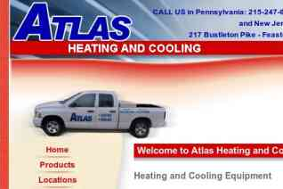 Atlas Heating And Cooling reviews and complaints